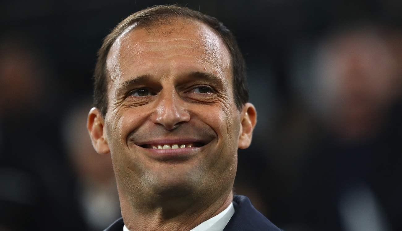 Calciomercato Juventus Allegri allenatore