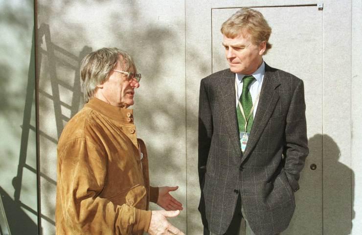 Max Mosley e Bernie Ecclestone