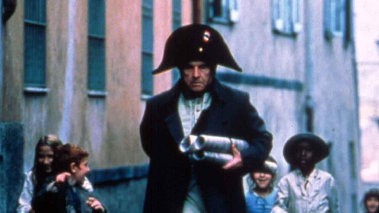 Napoleone, la storia dello stratega francese raccontata tramite film e serie tv (Getty Images)