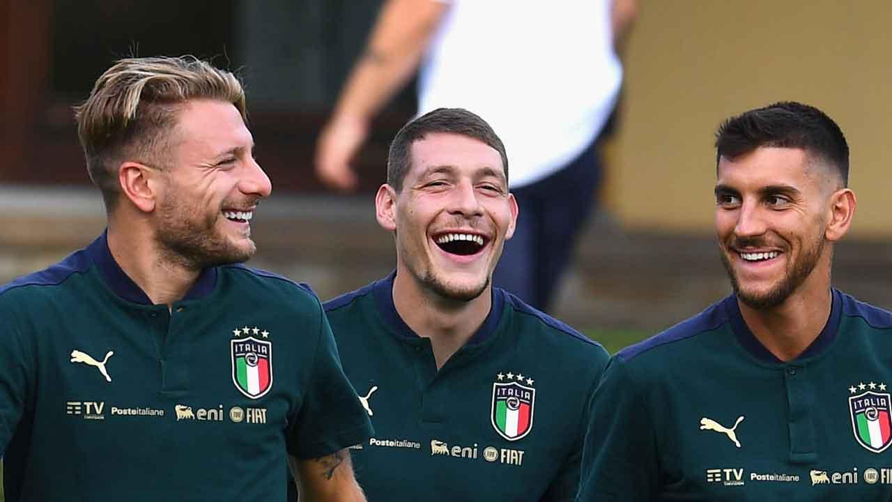 Euro 2020, ecco i 33 convocati in vista dell'amichevole da Roberto Mancini (Getty Images)