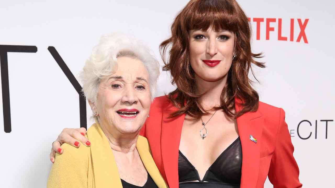 Olympia Dukakis, chi è l'attrice che ha interpretato la madre di Cher in Moonstruck (Getty Images)