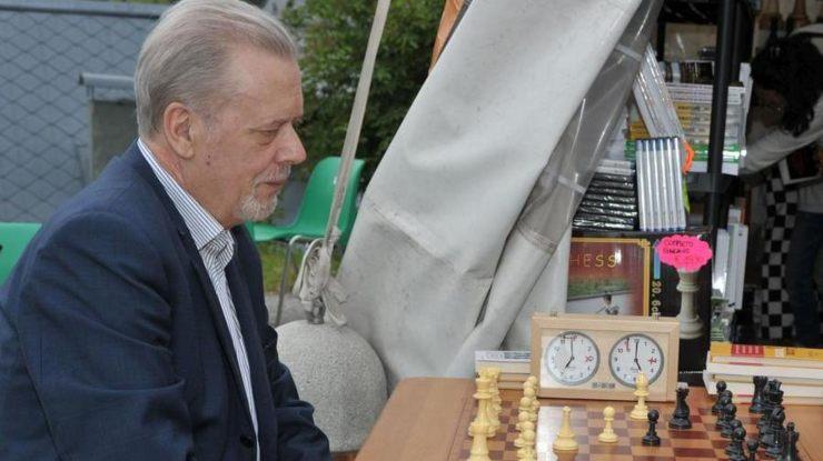 Paolo Maurensig e gli scacchi