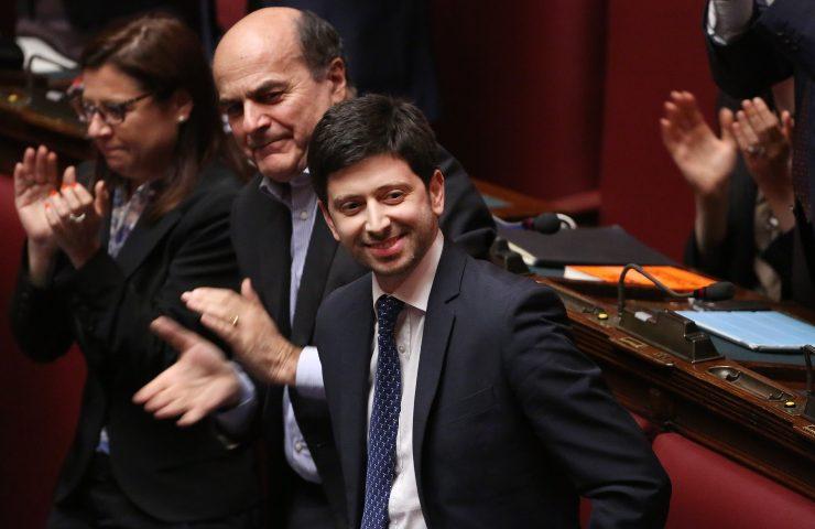 Ministro Roberto Speranza coprifuoco
