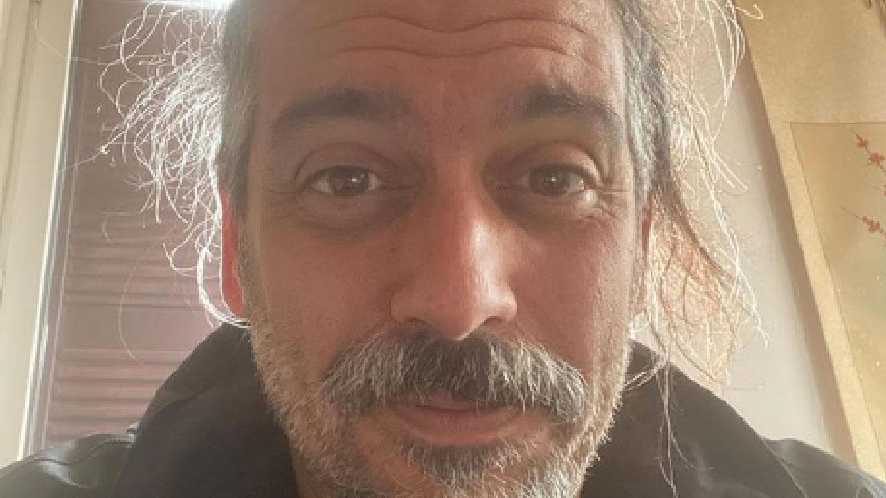Roberto Angelini, il chitarrista si ritira da Propaganda Live (Instagram)