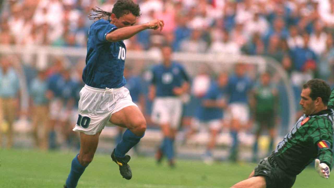 Il Divin Codino, in arrivo su Netflix il film sulla carriera di Roberto Baggio (Getty Images)