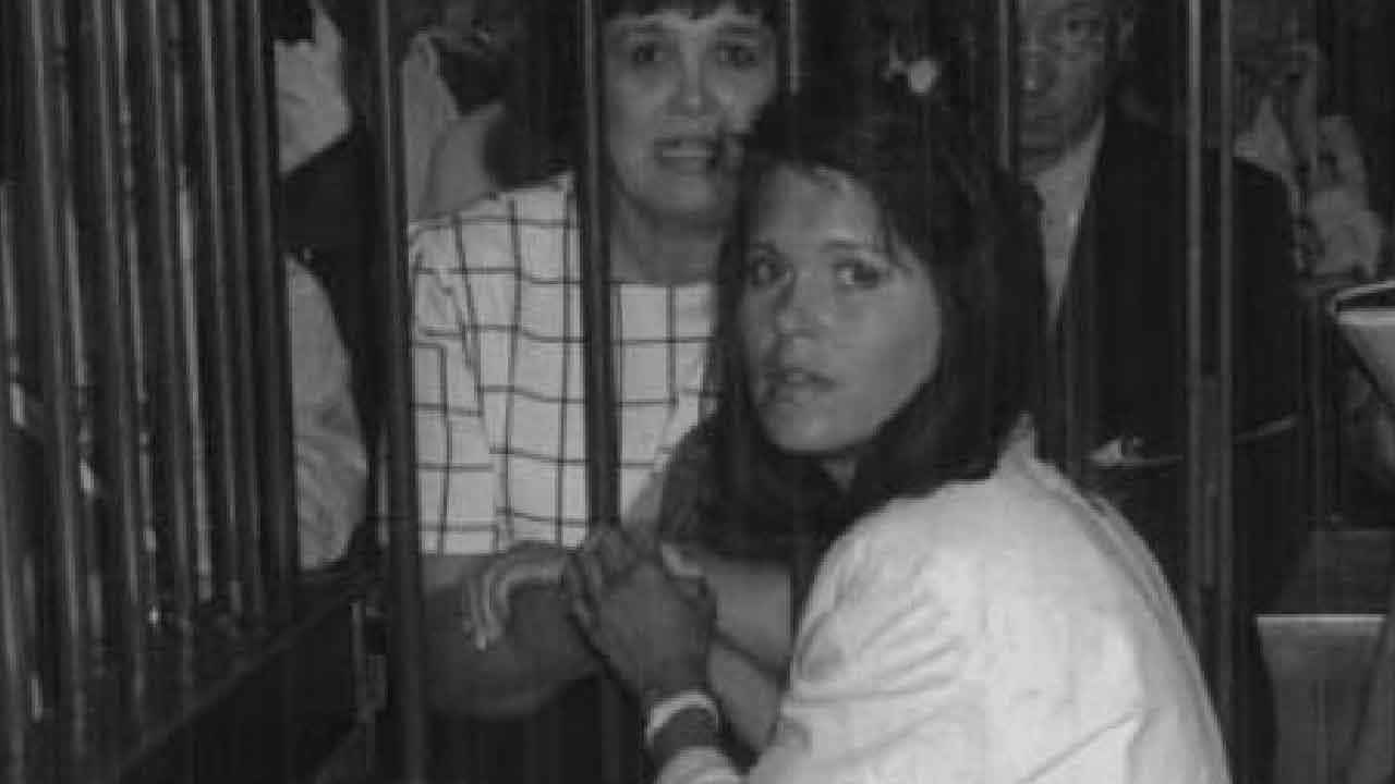 Terry Broome, chi era la modella che ha fatto tremare tutta Milano (Repertorio)