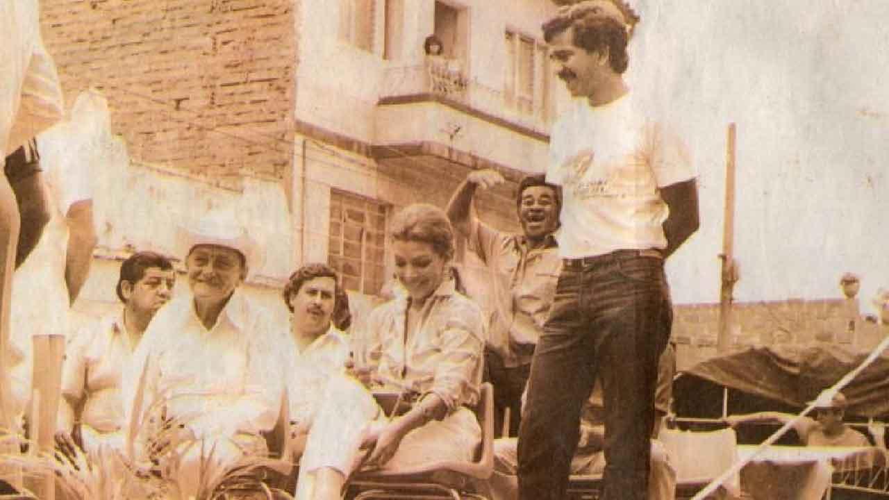 Virginia Vallejo, chi è la giornalista che ha rubato il cuore di Pablo Escobar per ben 5 anni (Pinterest)
