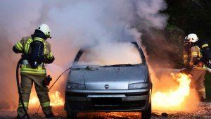 incidente a san vito di altivole, 19enne muore tra le fiamme
