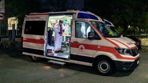 incidente a milano, grave un bambino di 6 anni