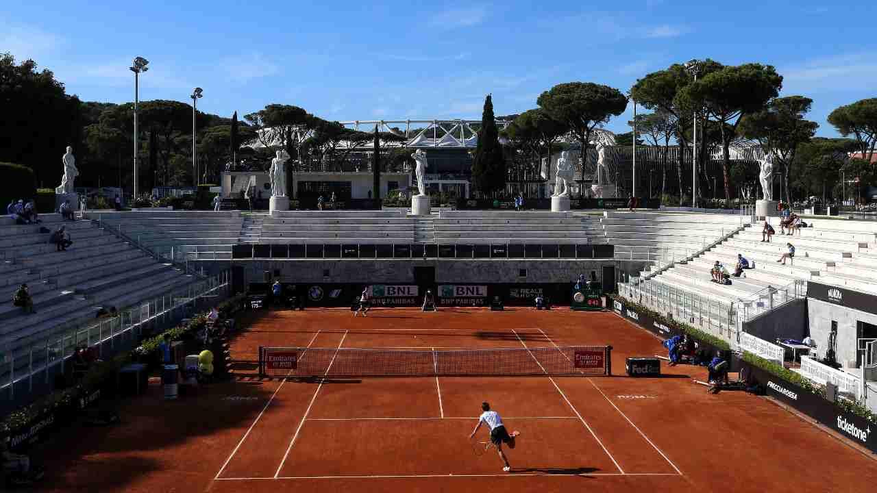 Internazionali di Roma (Getty Images)
