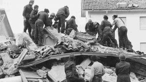 il 6 maggio 1976 la tragedia del terremoto in friuli