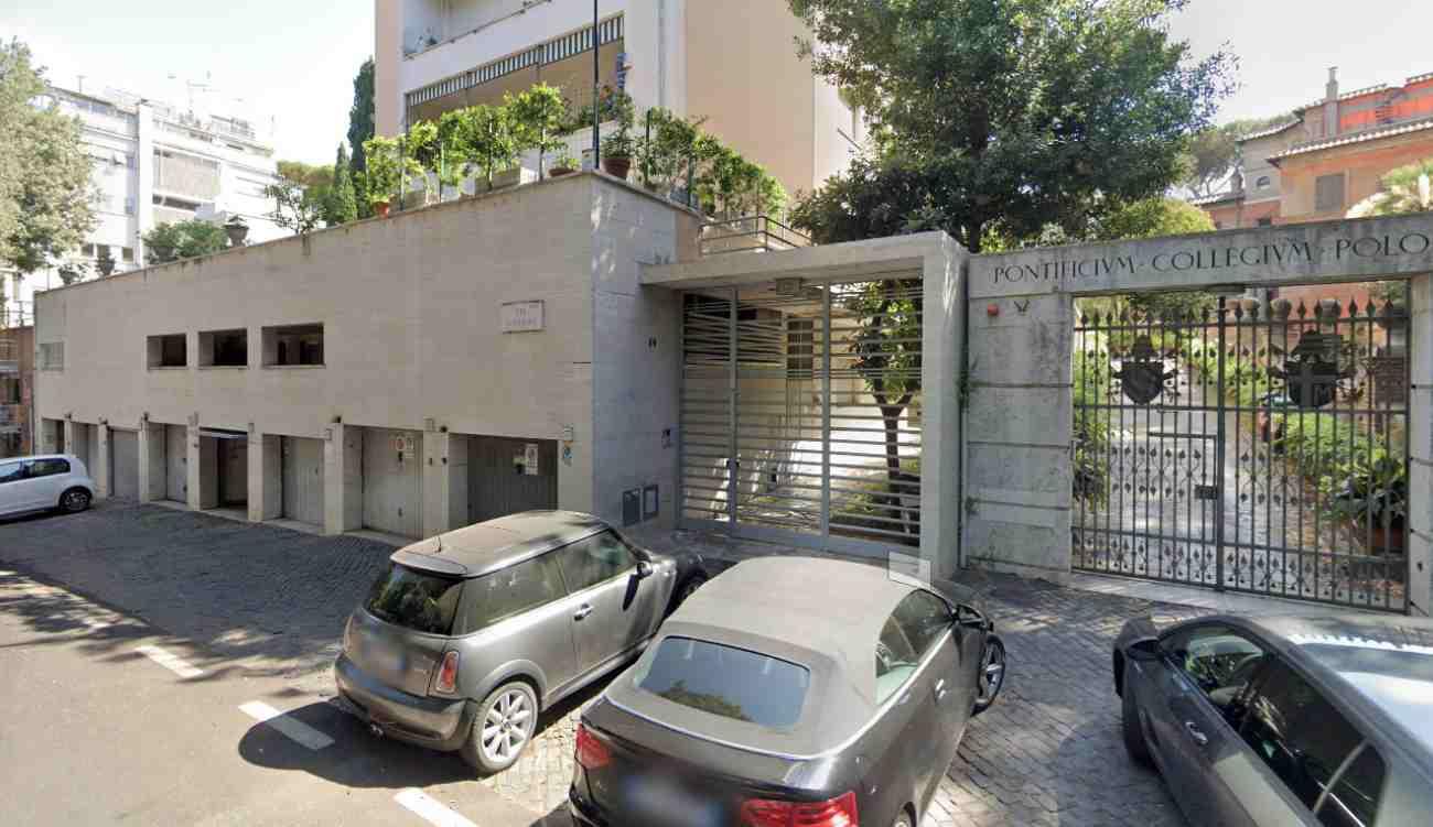 Dove abita Christian De Sica
