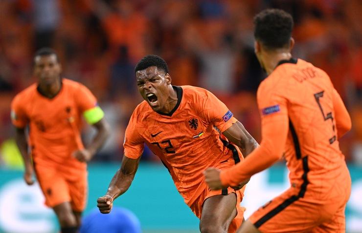 Olanda Ucraina 3 2, Dumfries la risolve nel finale: Tabellino e Highlights