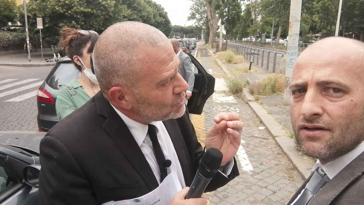 Fabrizio Pignalberi, l'avvocato truffatore intervistato dalle Iene (Facebook)