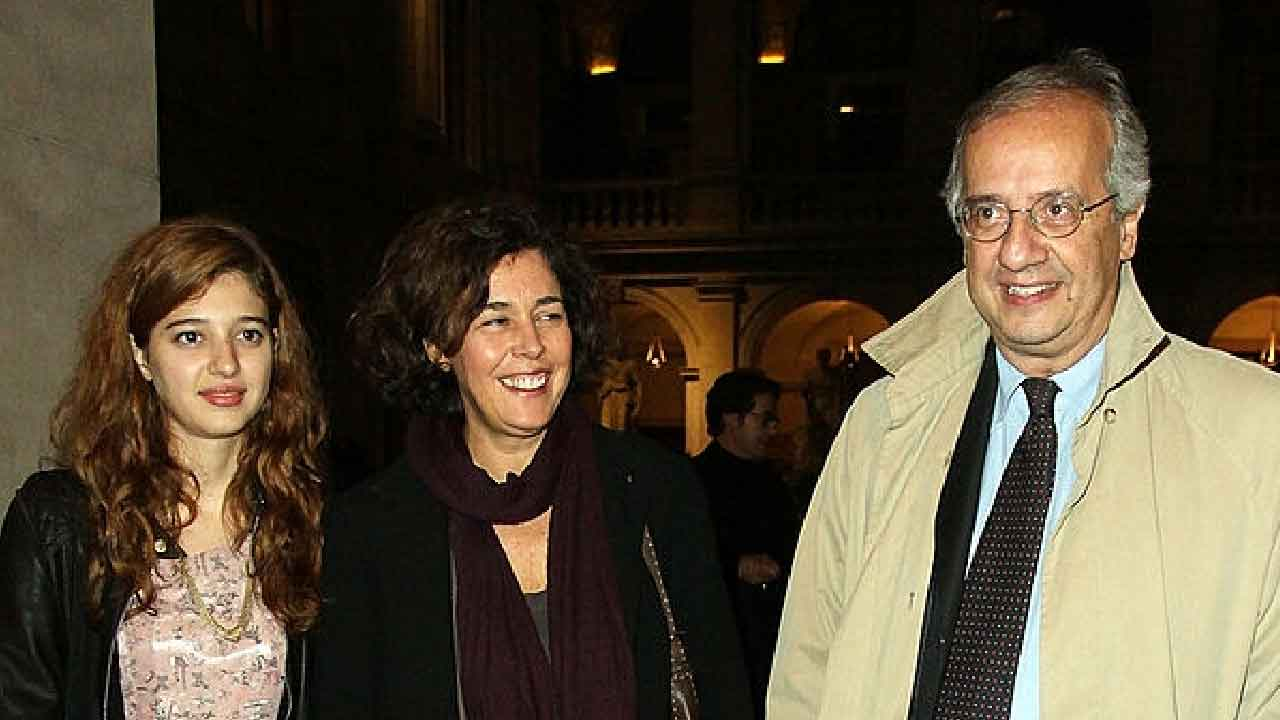 Walter Veltroni, chi è la moglie stacanovista Flavia Prisco (Getty Images)
