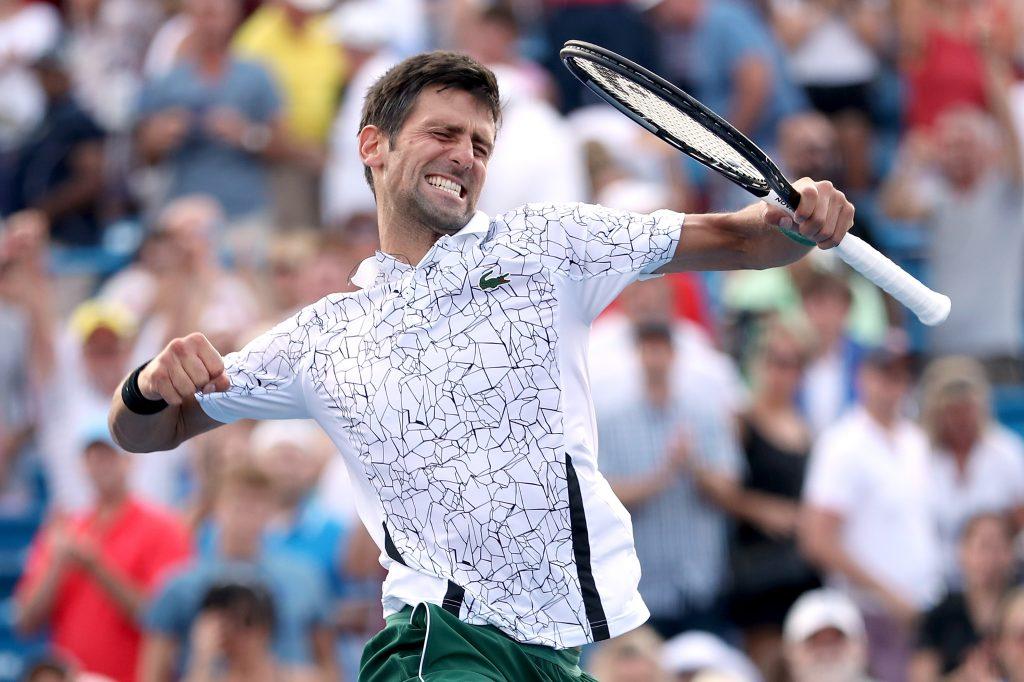Djokovic vince