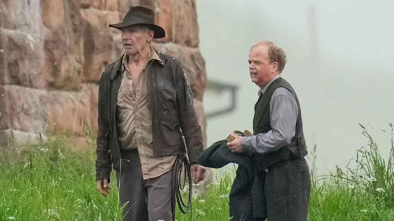Indiana Jones 5, rivelate alcune foto del cast in Inghilterra (DailyMail)