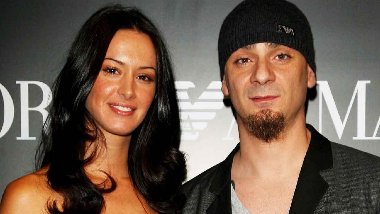 J-Ax e la moglie, i due hanno passato dei momenti difficili prima di avere Nicola (Getty Images)
