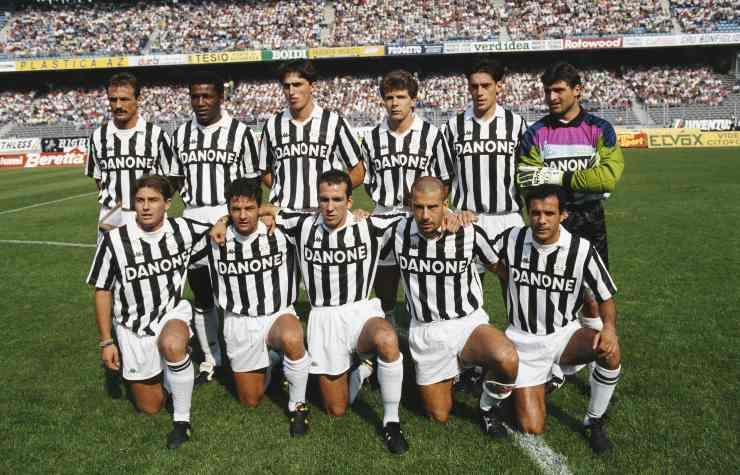 La Juventus di Gianluca Vialli