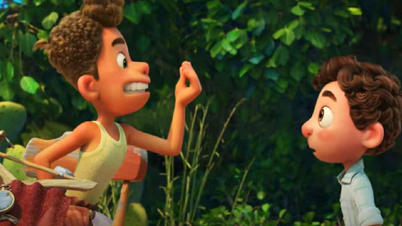 Luca, dove è ambientato il nuovo film Pixar su Disney+ (Screenshot)