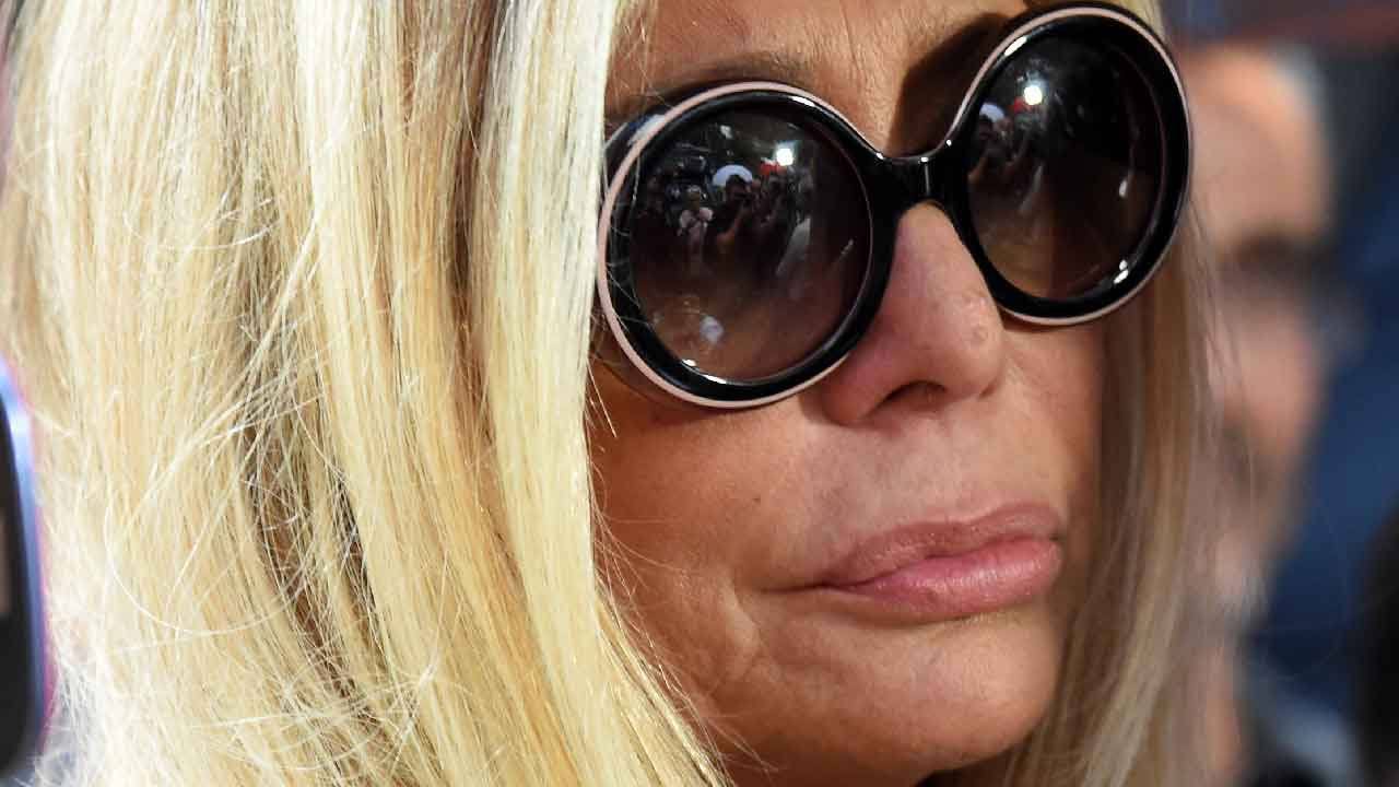 Mara Venier, ha superato la malattia a gonfie vele (Getty Images)