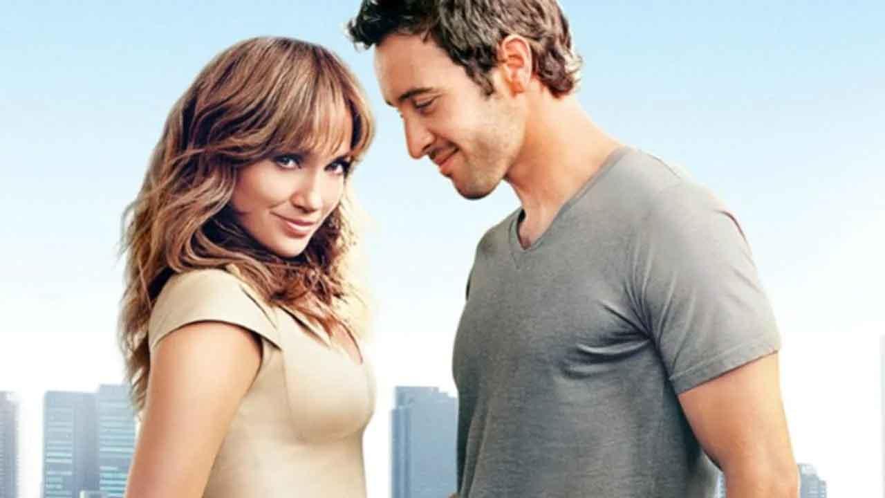 """Rai2, in onda il film con Jennifer Lopez """"Piacere sono un pò incinta"""" (Screenshot)"""