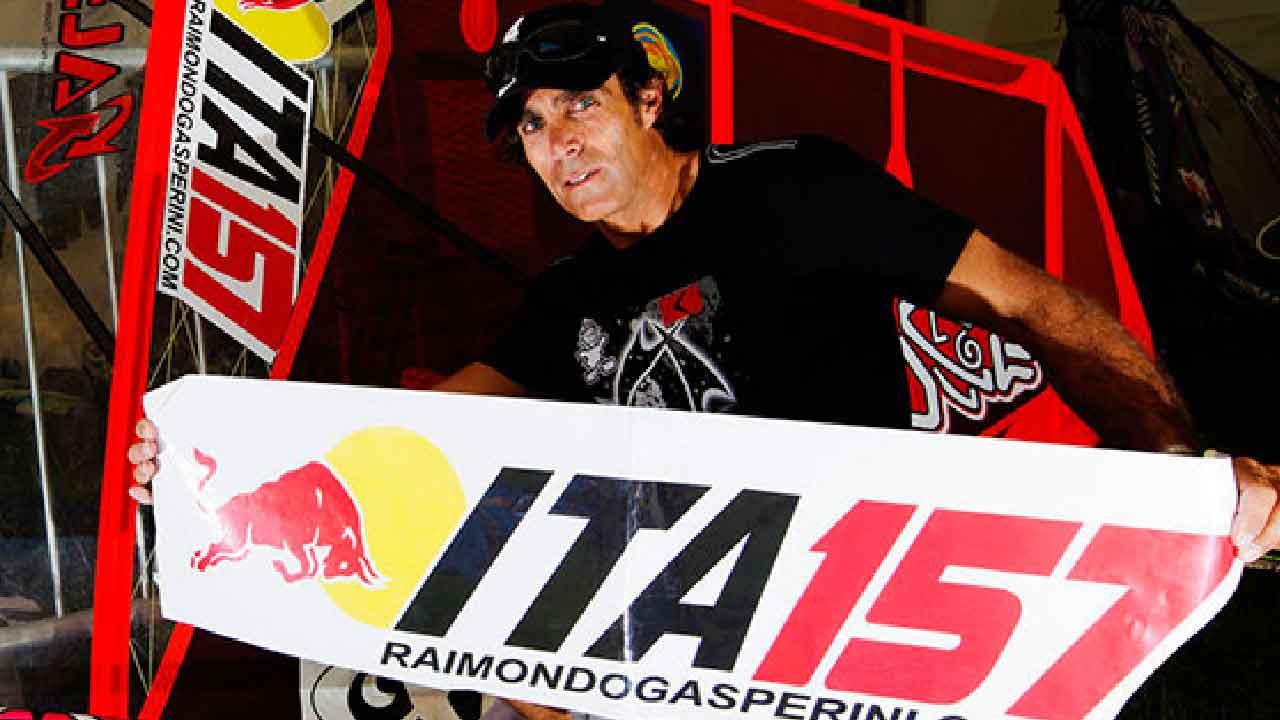 Raimondo Gasperini, chi è il campione italiano di Windsurf, carriera e successi (Foto dal web)