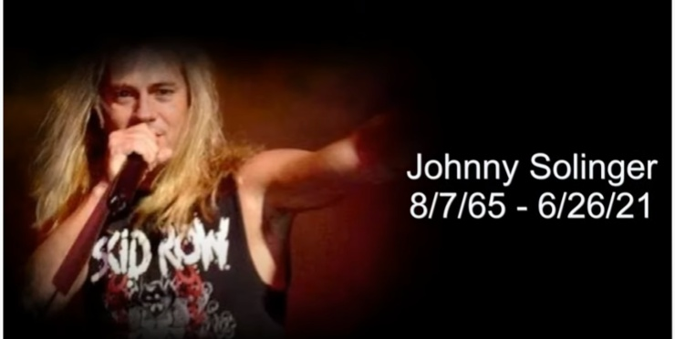 Screenshot Johnny Solinger