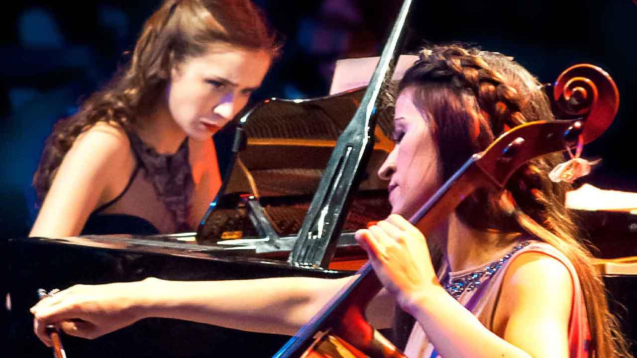 Leila e Sara Shirvani, chi sono le due giovani talenti (RaiCultura.it)