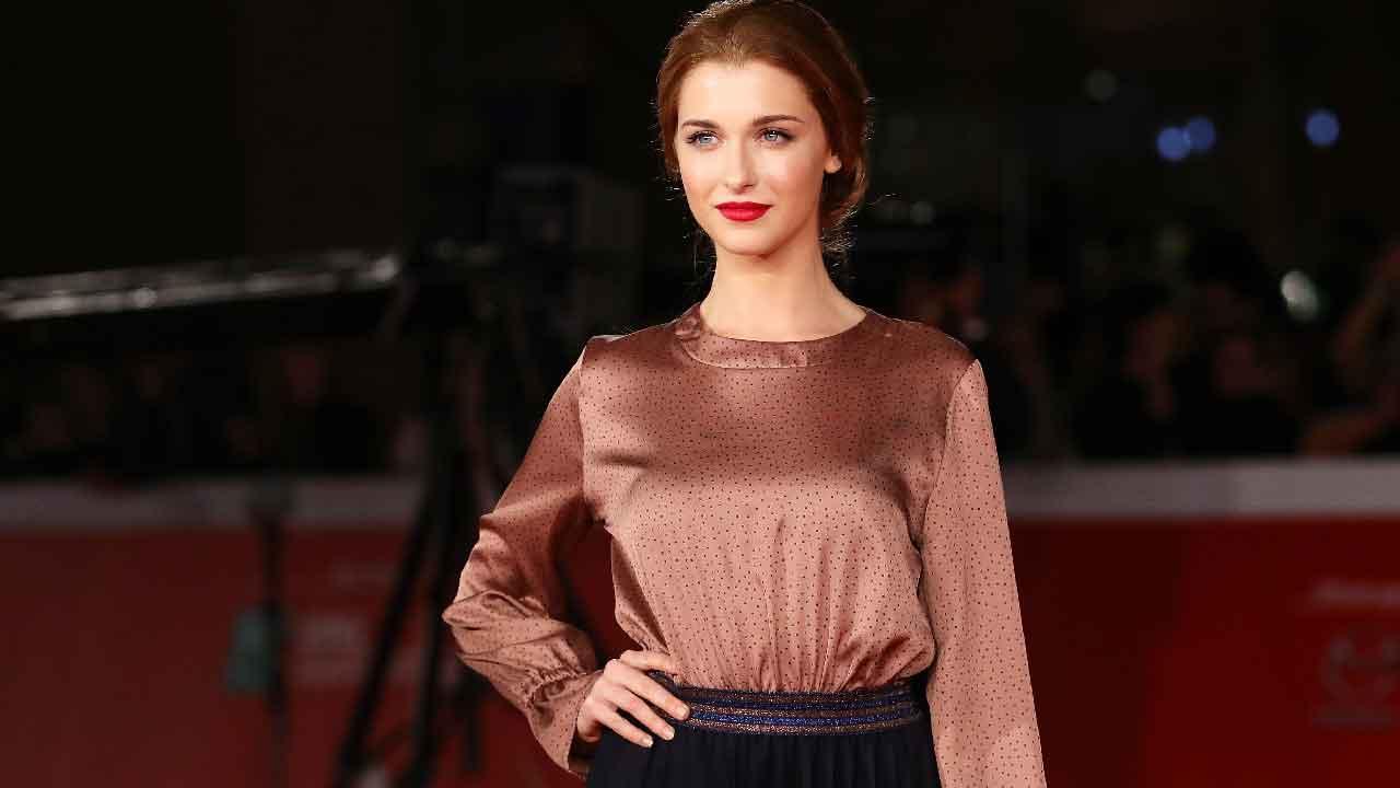 Silvia Mazzieri, chi è l'attrice di Doc - Nelle tue mani (Getty Images)