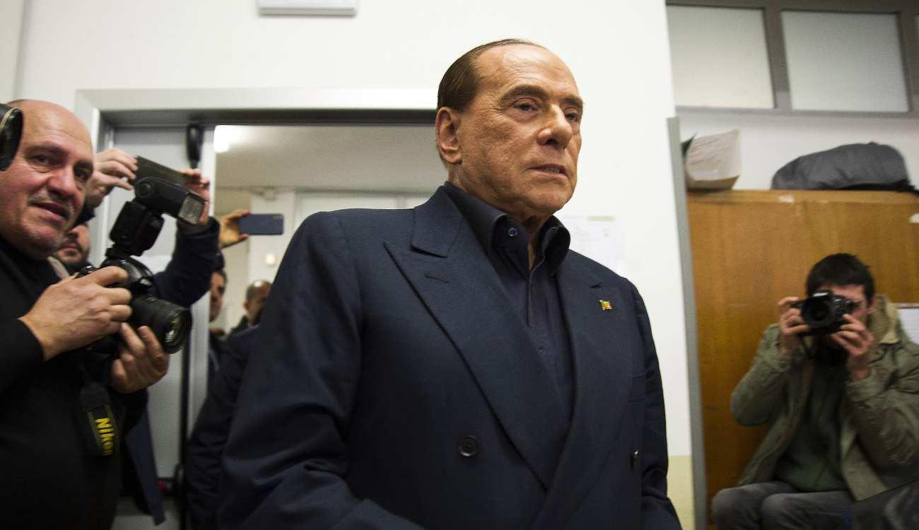 Silvio Berlusconi tasse
