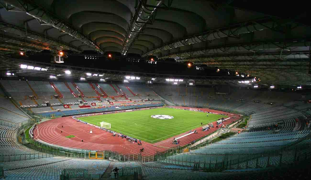 Stadio Roma Friedkin
