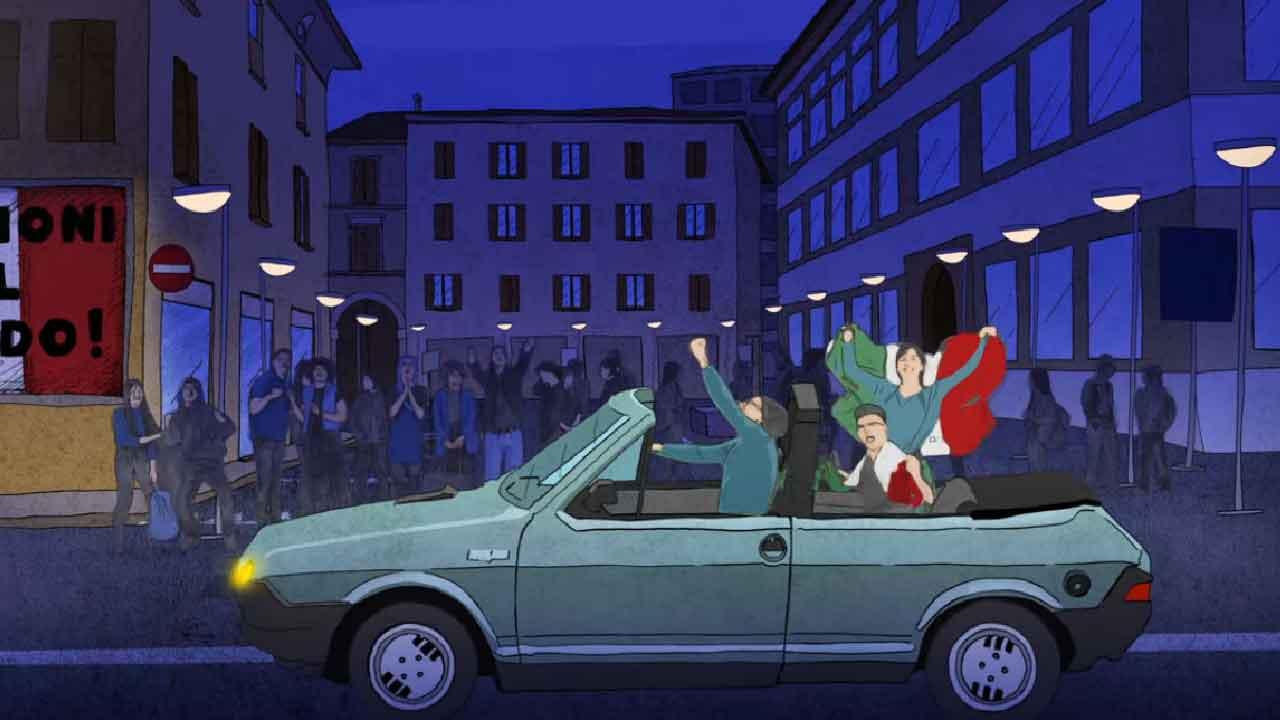 Vasco Rossi, il nuovo video di Siamo Solo Noi è stato riprodotto con un album da collezione (YouTube)