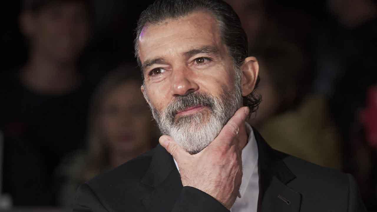 Antonio Banderas, interpreterà Mario Spezi nella miniserie sul Mostro di Firenze (Getty Images)