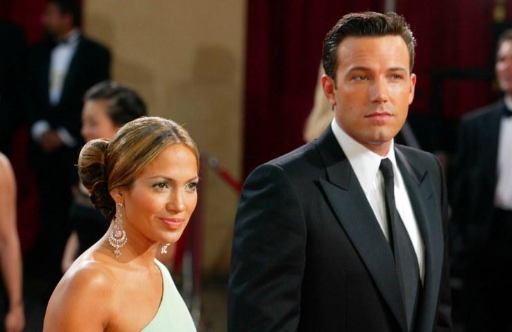 Ben Affleck Jennifer Lopez (