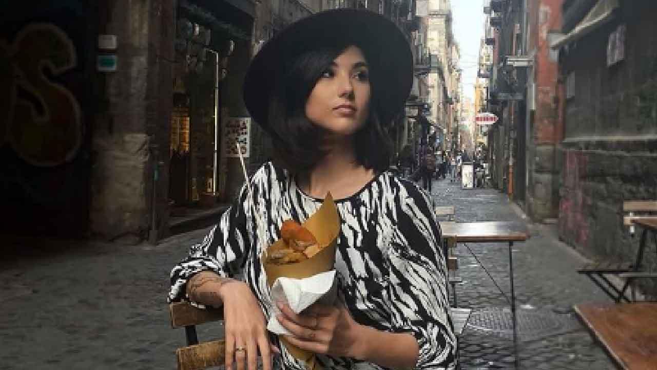 Giorgia Soleri, minacciata di morte sui social, denuncia il messaggio (Instagram)