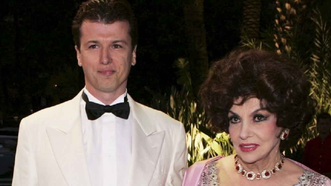 Gina Lollobrigida, chi è Javier Rigau il suo amore storico, cosa è successo tra di loro (Getty Images)