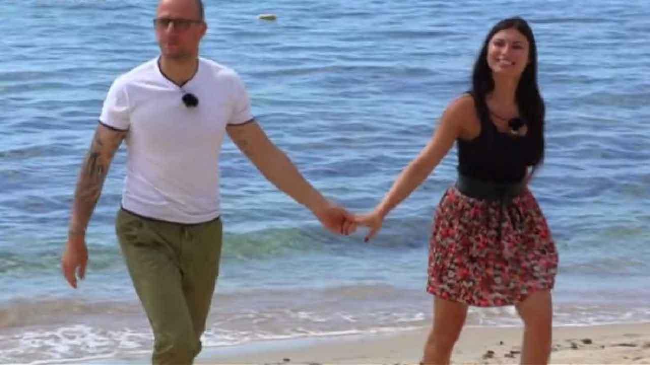 Temptation Island, la coppia tra Manuela e Stefano sta per crollare dopo i video visti dalla coppia (Foto dal web)