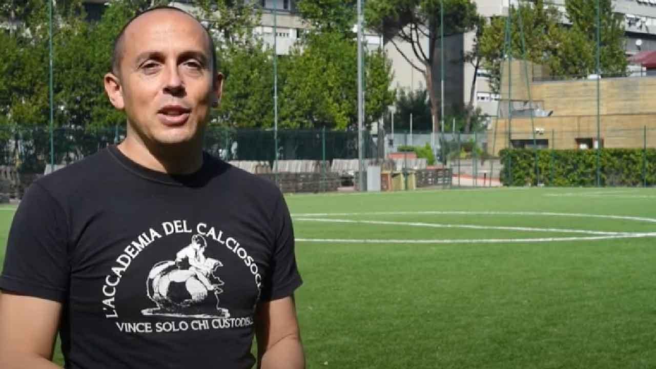 Massimo Vallati, chi è il creatore di Calciosociale un strumento per creare democrazia nella società odierna (Screenshot)