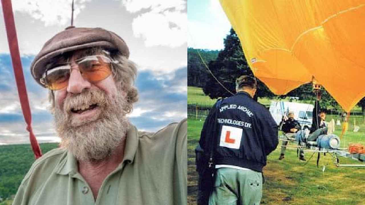 PIlota muore, cadendo da una mongolfiera mentre sorvola il Vermont (Facebook)
