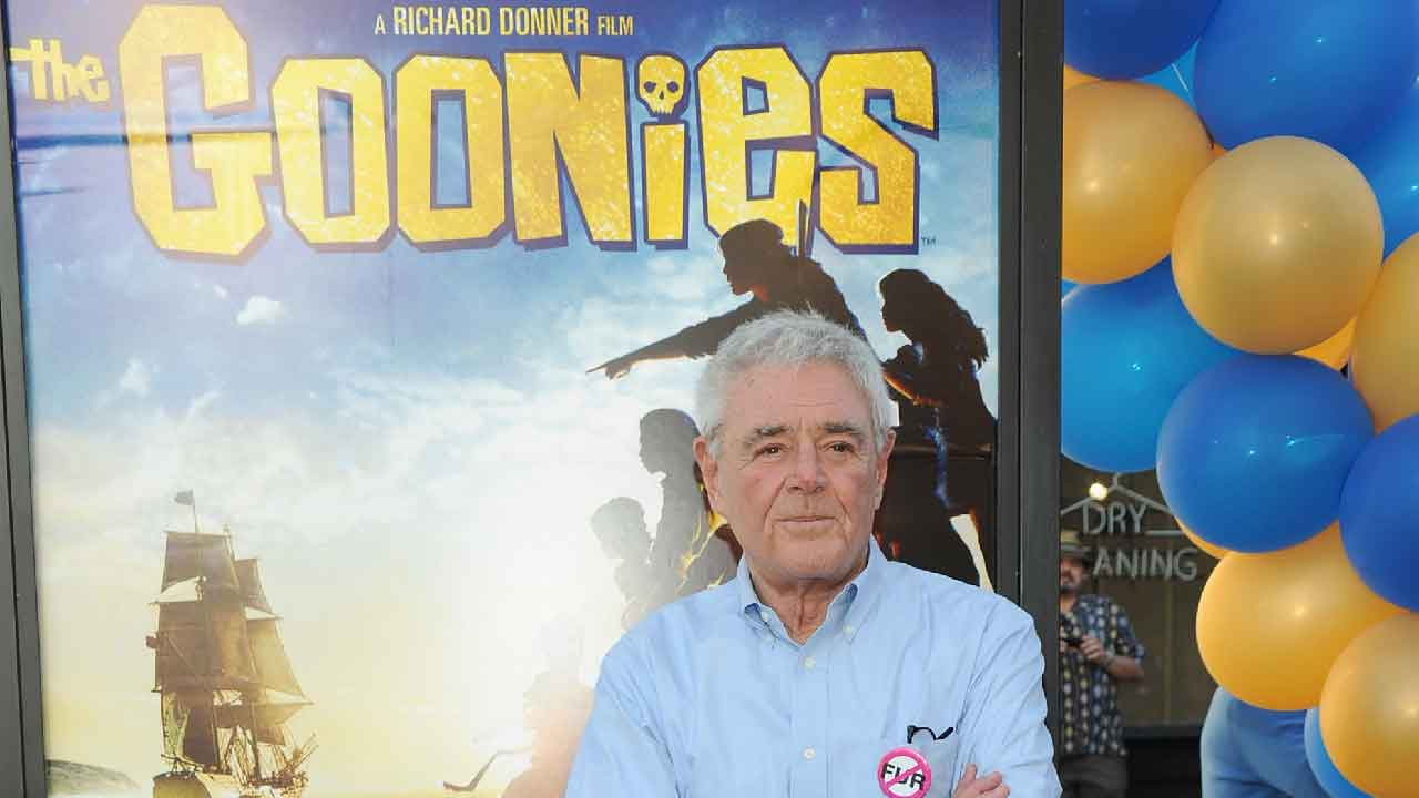 Richard Donner, deceduto il creatore di Superman, i Goonies e Lethal Weapon (Getty Images)