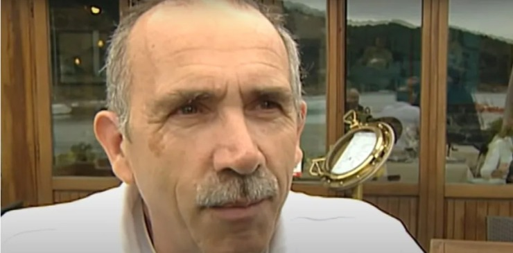 Screenshot Antonio Canese Cuoco Juventus