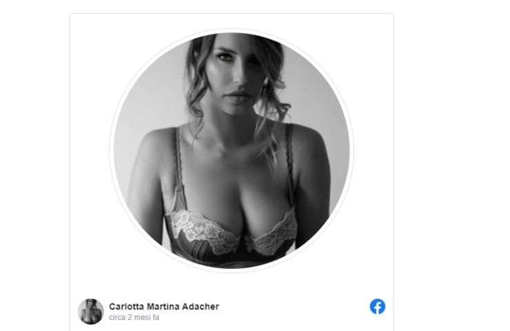 Screenshot Carlotta Adacher