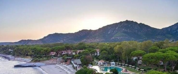 Screenshot Resort Relais Is Morus