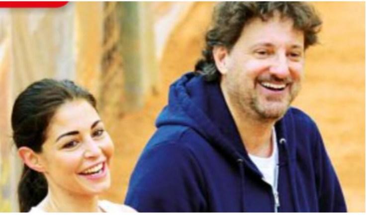 Screenshot Teresa Magni e Leonardo Pieraccioni