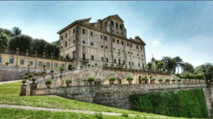 Screenshot Villa Aldobrandini