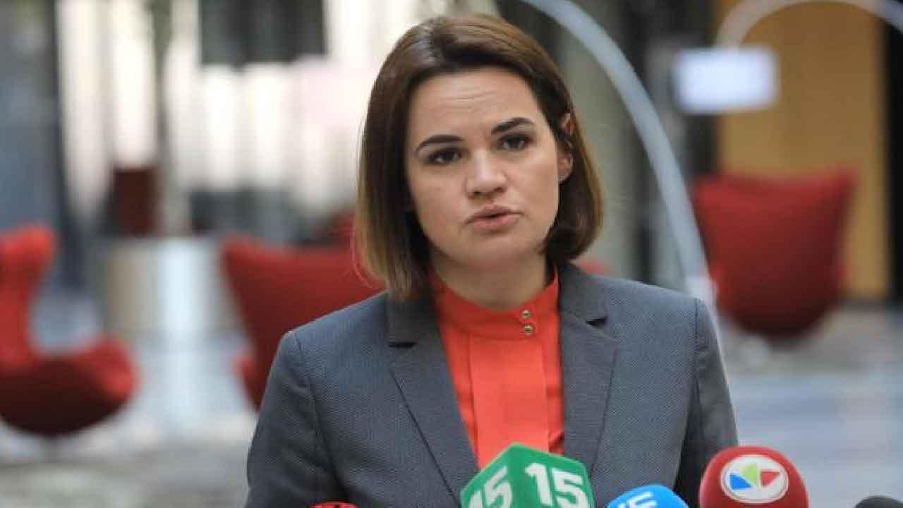 Svetlana Tikhanovskaya, chi è la leader dell'opposizione in Bielorussia (Foto dal web)