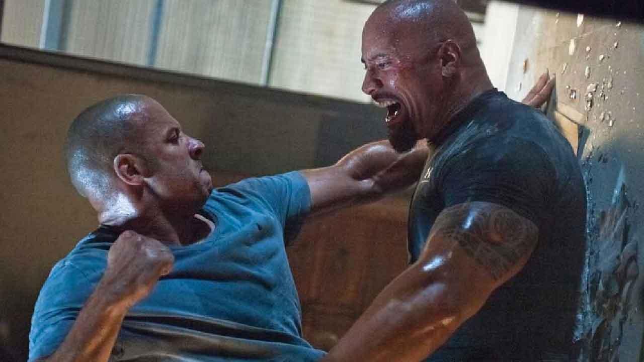 Fast and Furious, The Rock lascia la saga a causa di un litigio con Vin Diesel (Foto dal web)