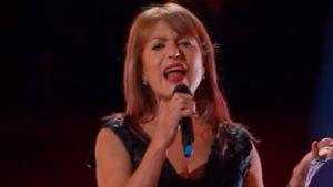 caterina greco, chi è la cantante di the voice senior