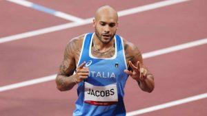 olimpiadi di tokio 2020, record italiano per jacobs